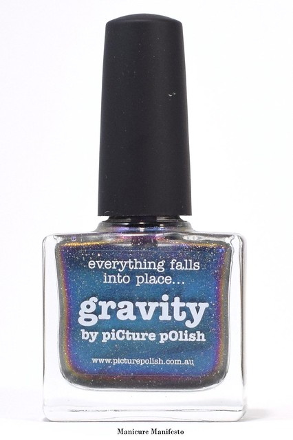 Picture Polish Gravity Review