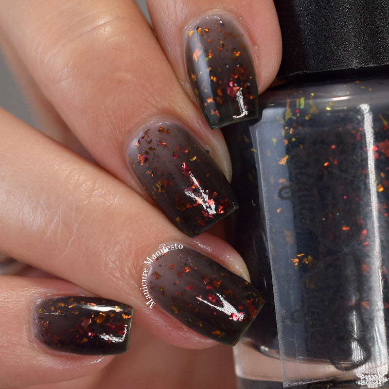 Treo Lacquer Peck Of Peppers review