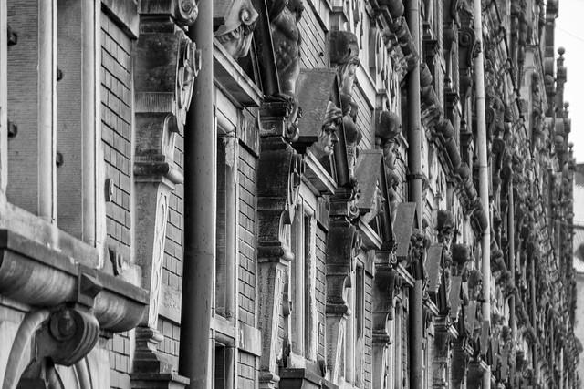 Copenhagen in Black and White