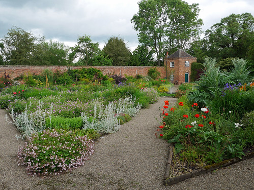 Middleton Hall Walled Garden