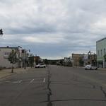 Downtown Evant, Michigan