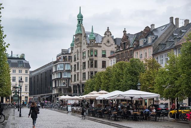 Inner City, Copen Hargen, Denmark