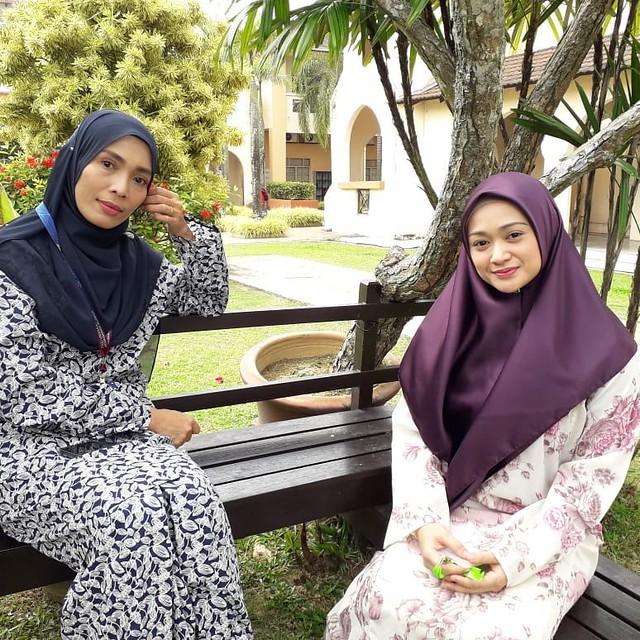 Watak Utama Faye Kusairi Dan Amyza Aznan