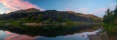 Grand Forks, BC Sunset