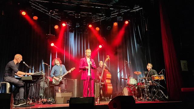 Nahel : Concert à Les Trois Baudets - 09/10/2020