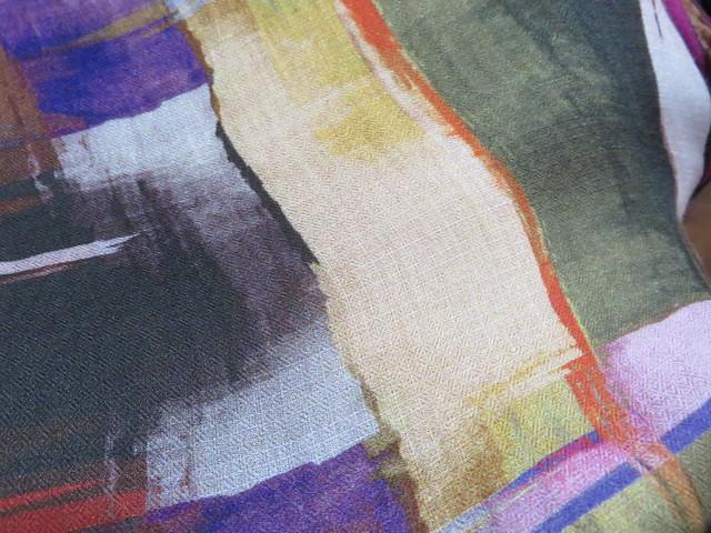 modal-wool-cashmere challis detail