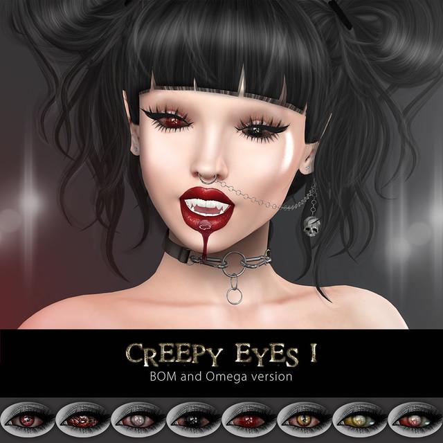 Creepy Eyes I