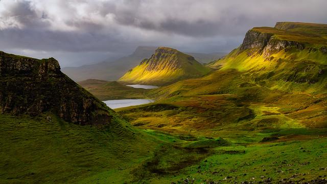 Scotland - Isle of Sky