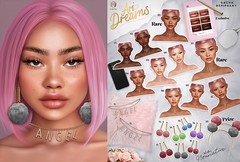 NEW RELEASE + GIVEAWAY ARI DREAMS GACHA @EPIPHANY