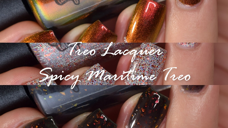 Treo Lacquer Spicy Maritime Treo Swatch