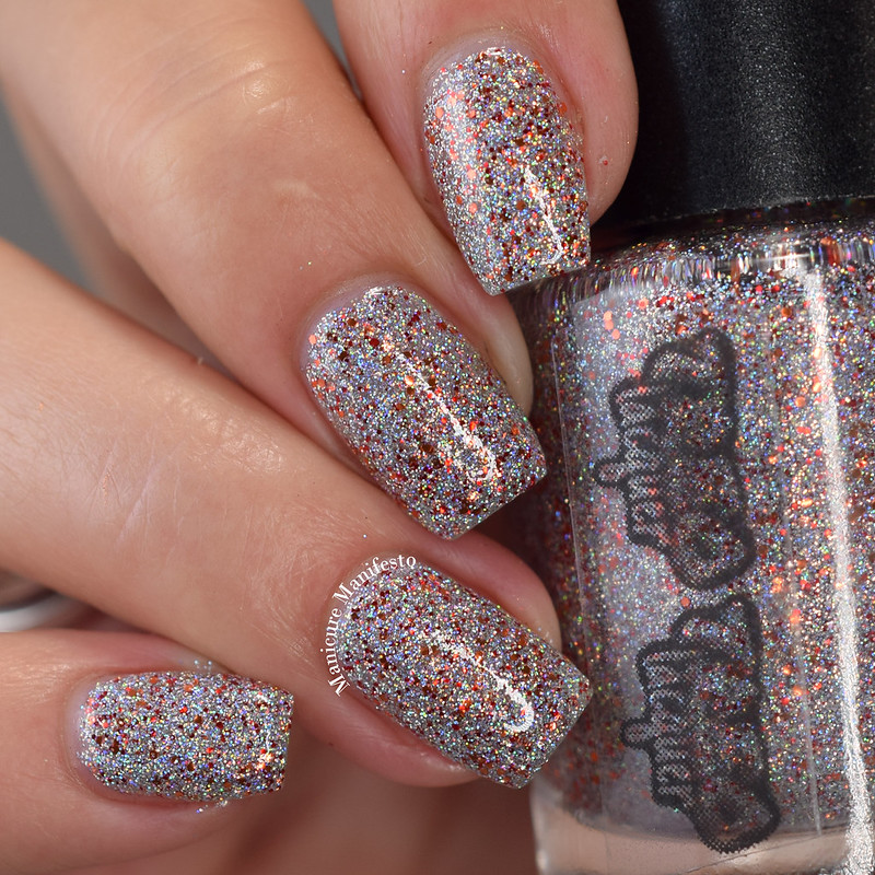 Treo Lacquer Drizzle The Sizzle review
