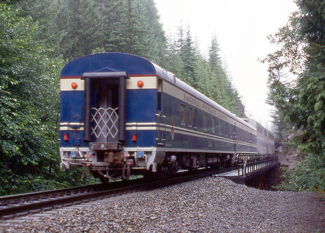 Pacific Overland Express, 1996