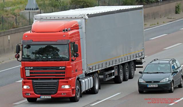 ELW RC98 DAF 09-07-2020 (Germany)