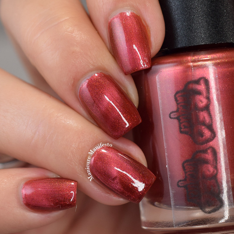 Treo Lacquer Diablo Lord Of Terror review