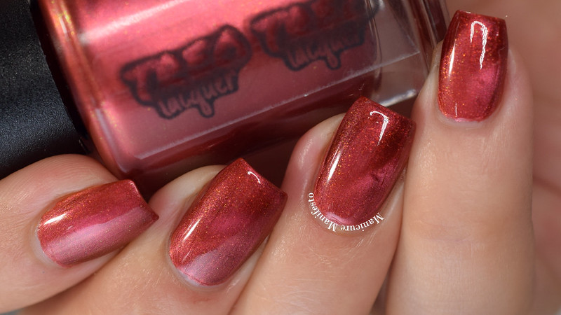 Treo Lacquer Diablo Lord Of Terror swatch