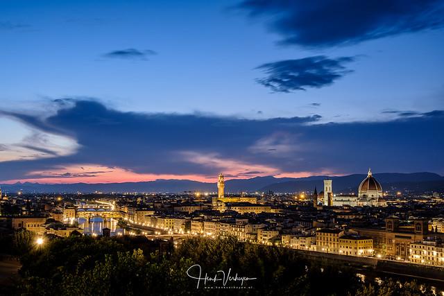 Florence / Firenze cityscape