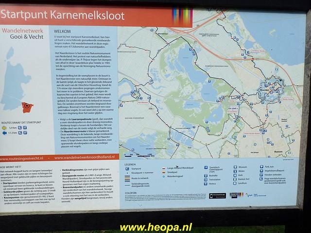 2020-10-17       De Vecht, Weesp  & Naardermeer  26 Km  (110)