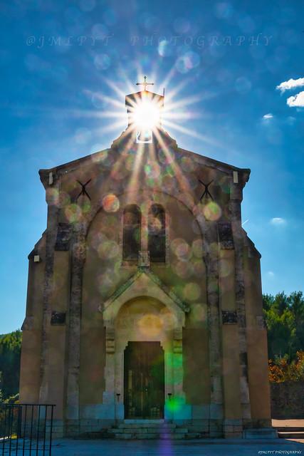 Cuers, chapelle de la santé -3D0A7719