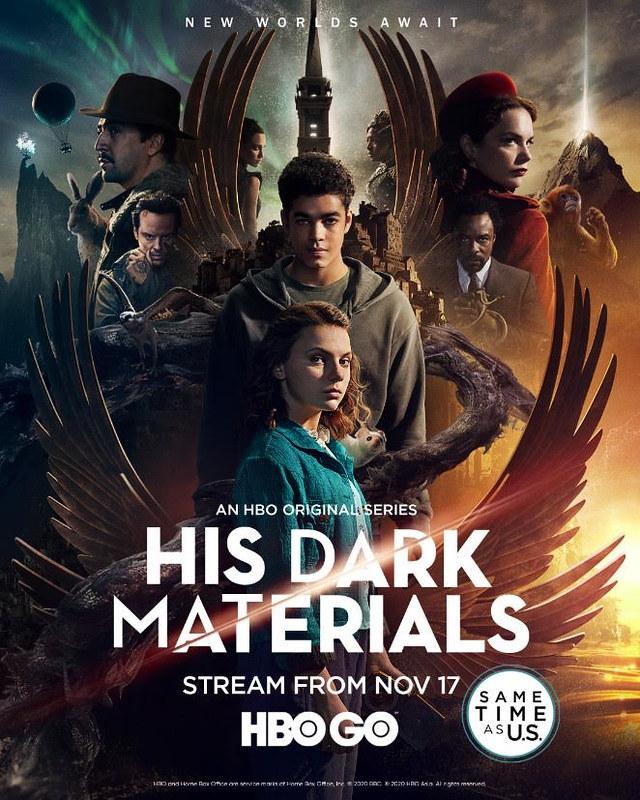 Season 2 of HBO's HIS DARK MATERIALS Debuts 17 November on HBO