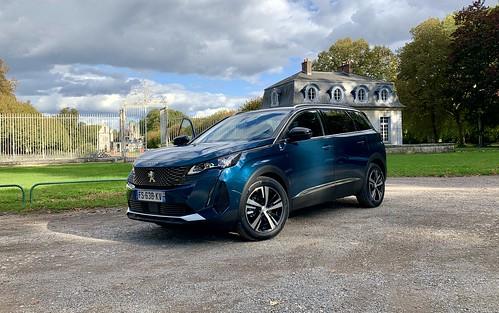 Essai Peugeot 5008 et 3008 vidéo https://youtu.be/shYMSVB3SpY