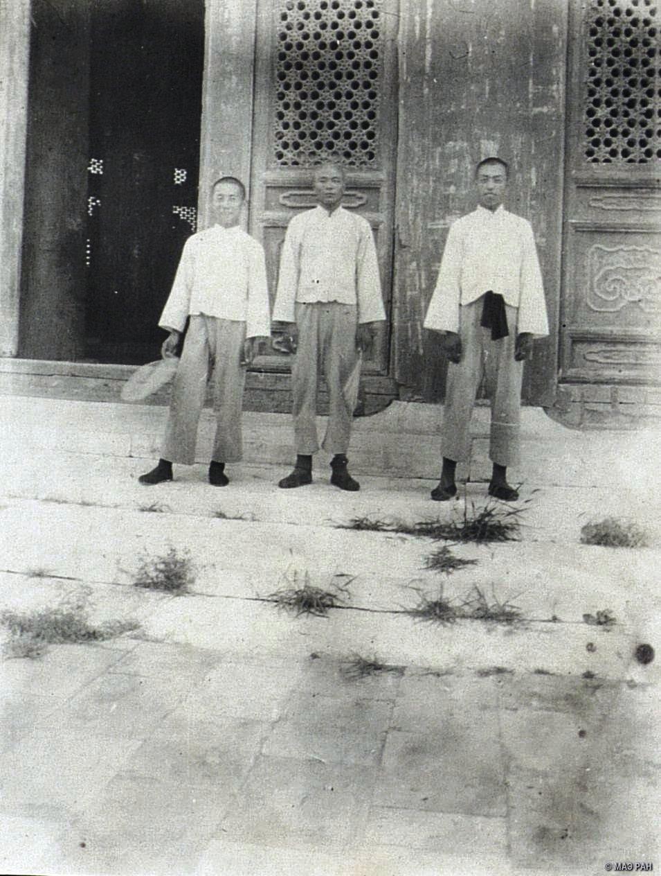 Солдаты генерала Чжан Цзо-линя