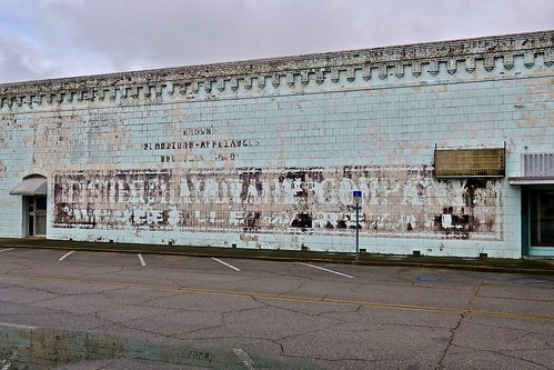 Ghost Signs, DeFuniak Springs, FL