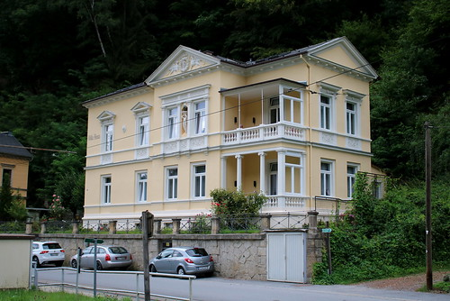 Bad Schandau: Villa