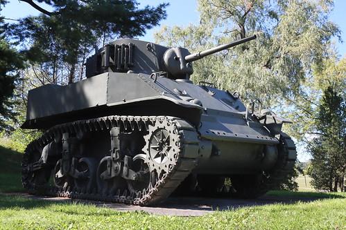 M5A1 (Stuart VI)