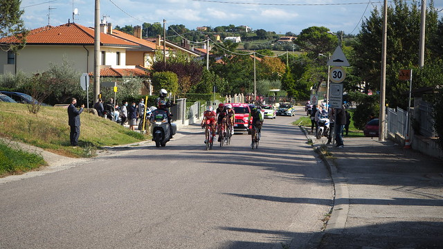 Giro D'Italia 2020 Attacking