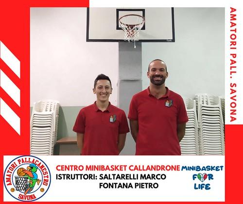 STAFF CMB Callandrone