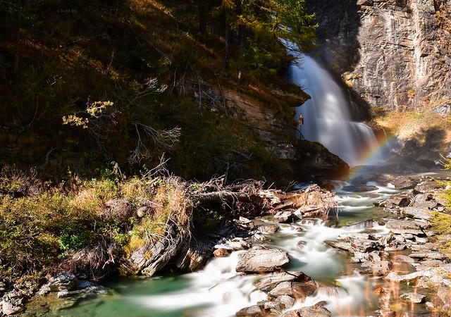 Like in a fairytale (Cascata del Goglio - Alpe Devero)