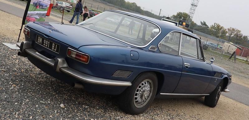 ISO Rivolta  IR 300 Coupé  Giorgetto Giugiaro  V8 Chevrolet de 5, 4 litres  50500603021_a936a32127_c