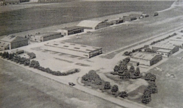 Plasir Grignon avions Maurice Brochet hangars Aériastory Anciens Aérodromes
