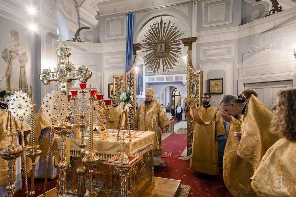 17-18 октября 2020, Неделя 19-я по Пятидесятнице / 17-19 October 2020, 18th Sunday after Pentecost