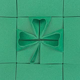 New Logo — Shamrock Tessellation 1.1 molecule