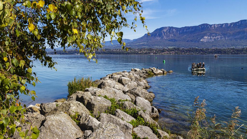 Retour de balade - Lac du Bourget (Savoie 10/2020)