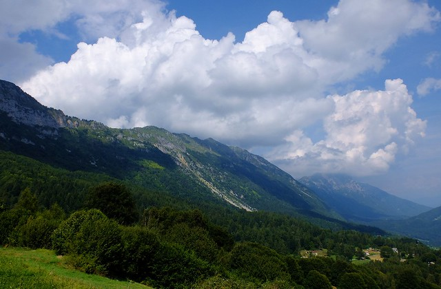 Italy - Trentino, Cima Alta