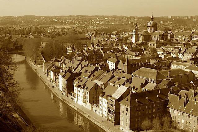 Namur city belgium