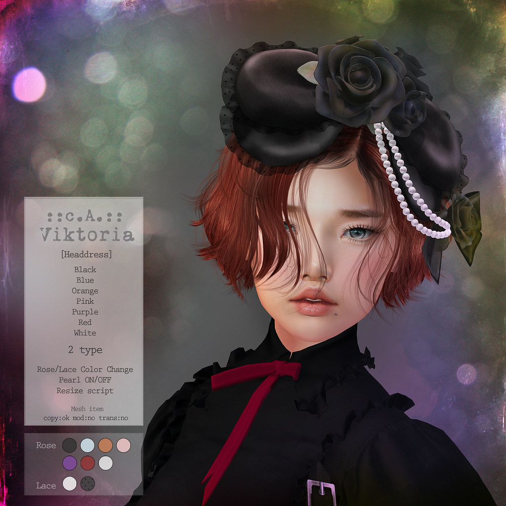 ::c.A.:: Viktoria [Headdress]