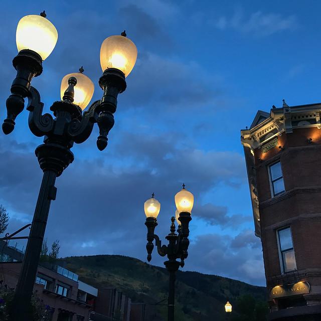 Aspen Blue Hour