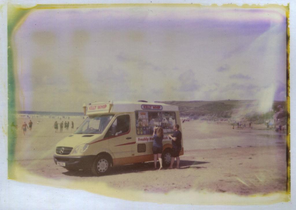 ice cream flavoured memories