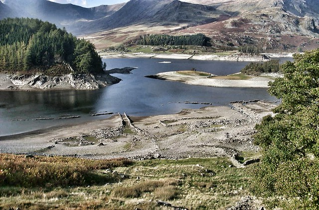 Haweswater (remains of Mardale)
