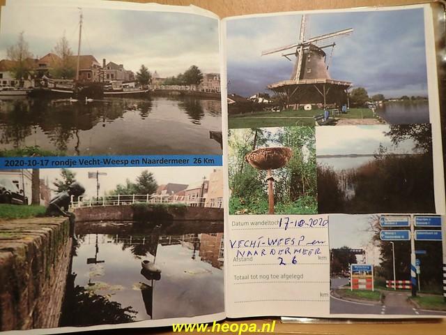 2020-10-17       De Vecht, Weesp  & Naardermeer  26 Km  (161)