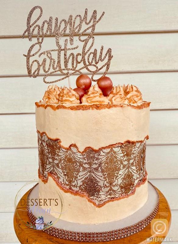 Cake by Dessert's Dunn