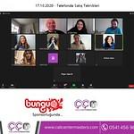 BUNGUO Sponsorluğunda Öğrencilere Yönelik Verdiğimiz Telefonda Satış Eğitimi