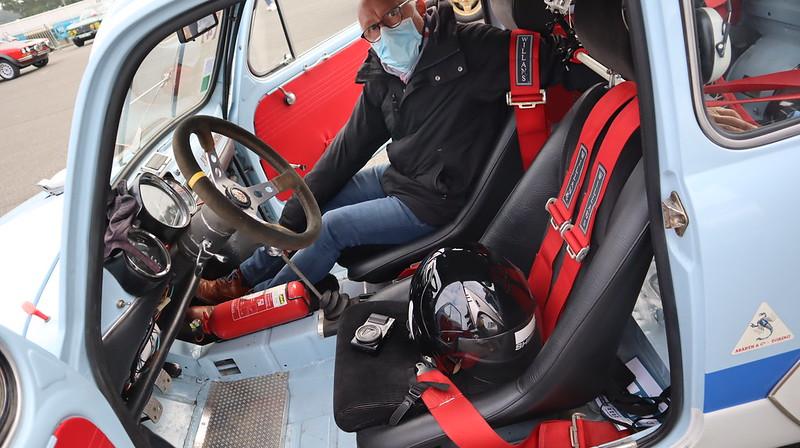 Abarth 850 TC -  Autodrome Linas Montlhéry Octobre 2020 50501125051_676c22b635_c