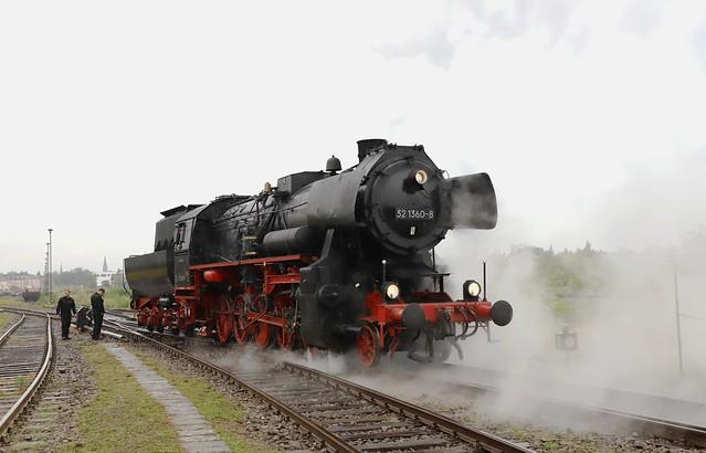 (ex) 52 1360-8 - Stassfurt - 26/09/2020.