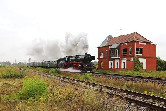 (ex) DR 41 1144-9 - Stassfurt - 26/09/2020.