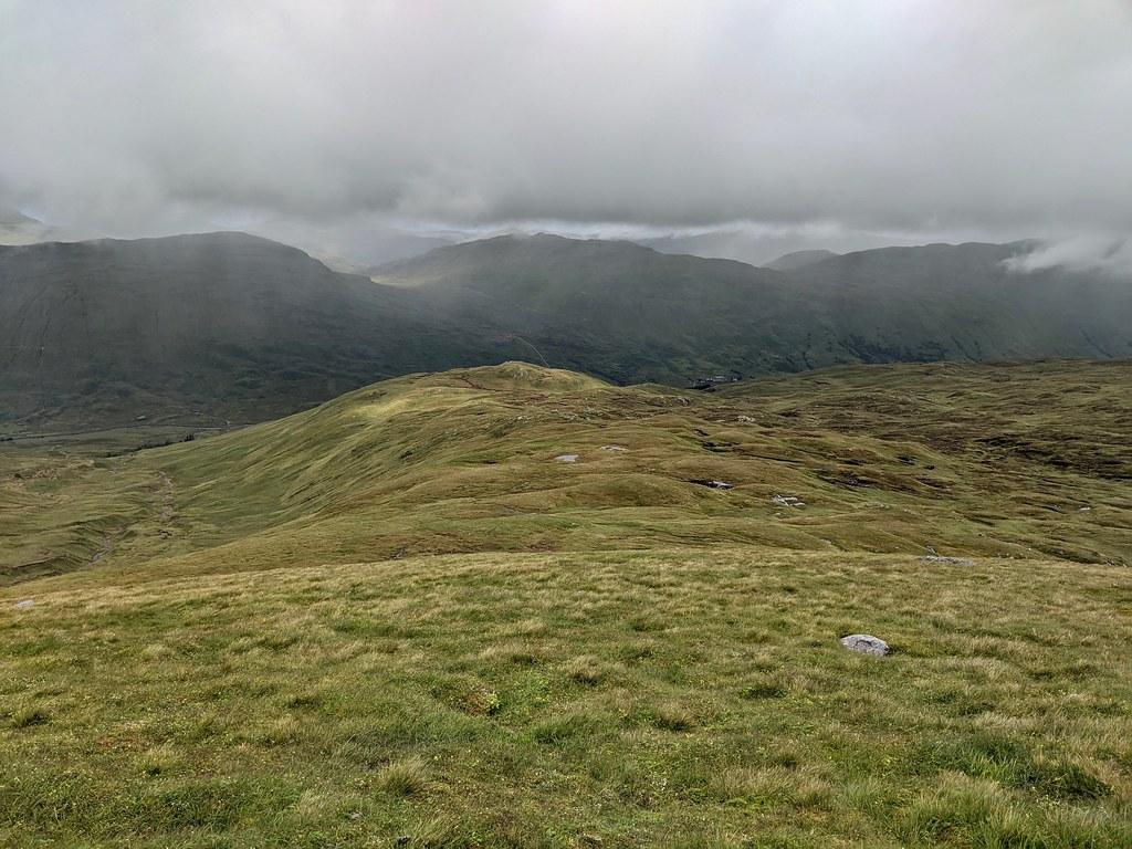 Back to Glen Lochay