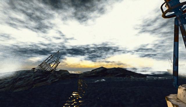Wreck - Gosts of Jericho - #GhostsOfJerichoContest